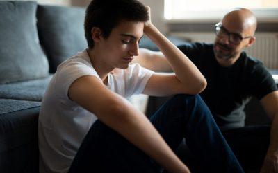 ליווי אישי לבני נוער עם יהודה: התגברות על חרדה לנער בן 15